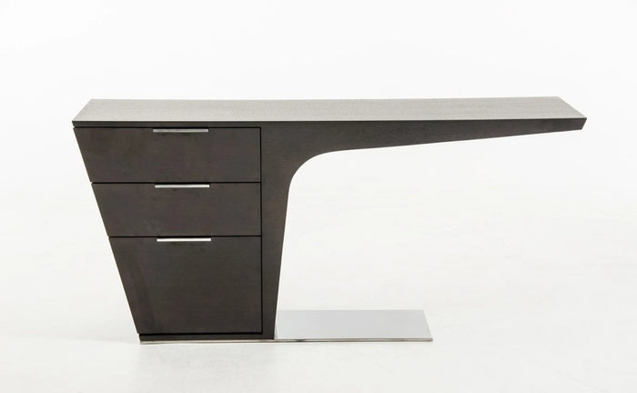 Bask Modern Wenge Office Desk