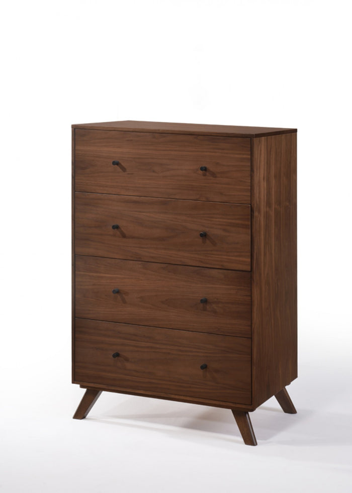 Astima Modern Grey & Walnut Chest