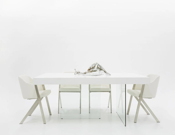 Eland Glass Dining Table