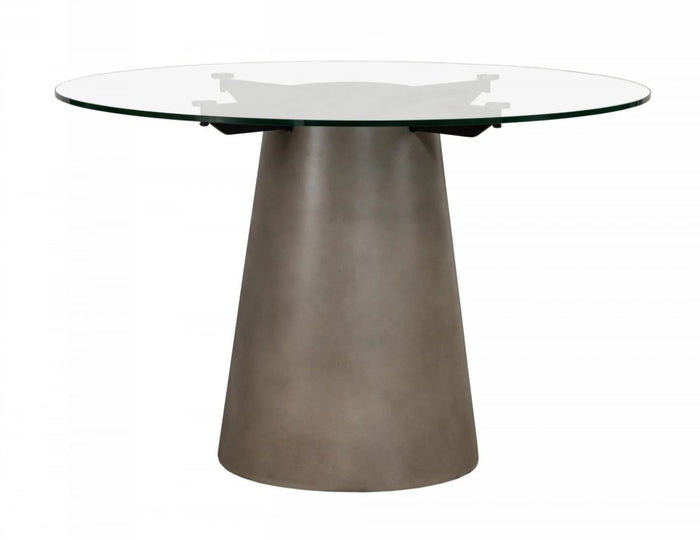 Lacia Round Dining Table