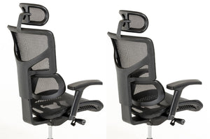 Fraco Modern Black Office Chair