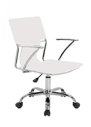 Emerty Office Desk Chair