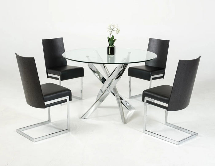 Paraenmi Round Dining Table