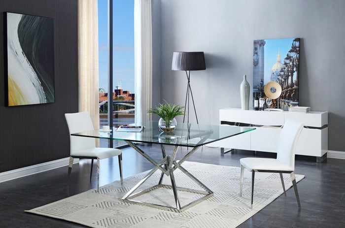 Xese Square Dining Table