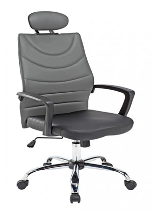 Ereine Modern Black Office Chair