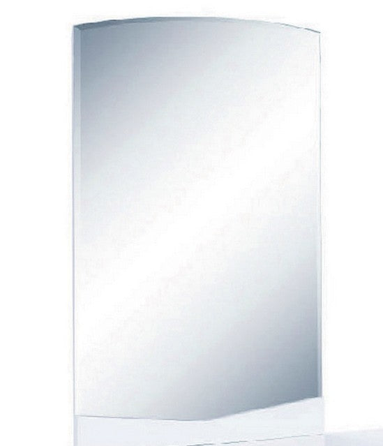 Wilkin White Mirror