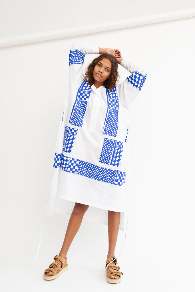 Totems Shirt Dress