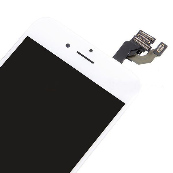 IPhone 6 LCD And Digitizer Glass Screen Replacement With Small Parts (White) (Original)