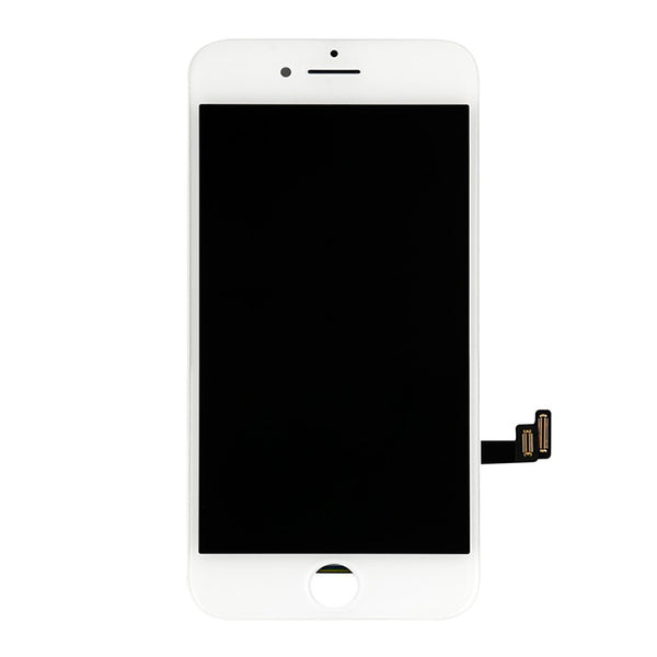 iPhone 8 LCD And Digitizer Glass Screen Replacement (White) (Grade A)