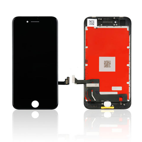 iPhone 8 LCD And Digitizer Glass Screen Replacement (Black) (Grade A)