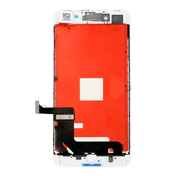 iPhone 8 Plus LCD And Digitizer Glass Screen Replacement (White) (Grade A)