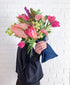 Send a tropical flower bouquet in Toronto. The fastest affordable delivery in the city.