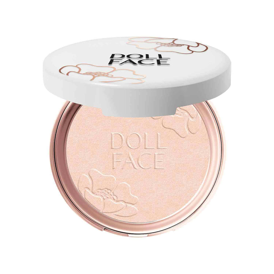 All Aglow </br> Illuminating Face Powder