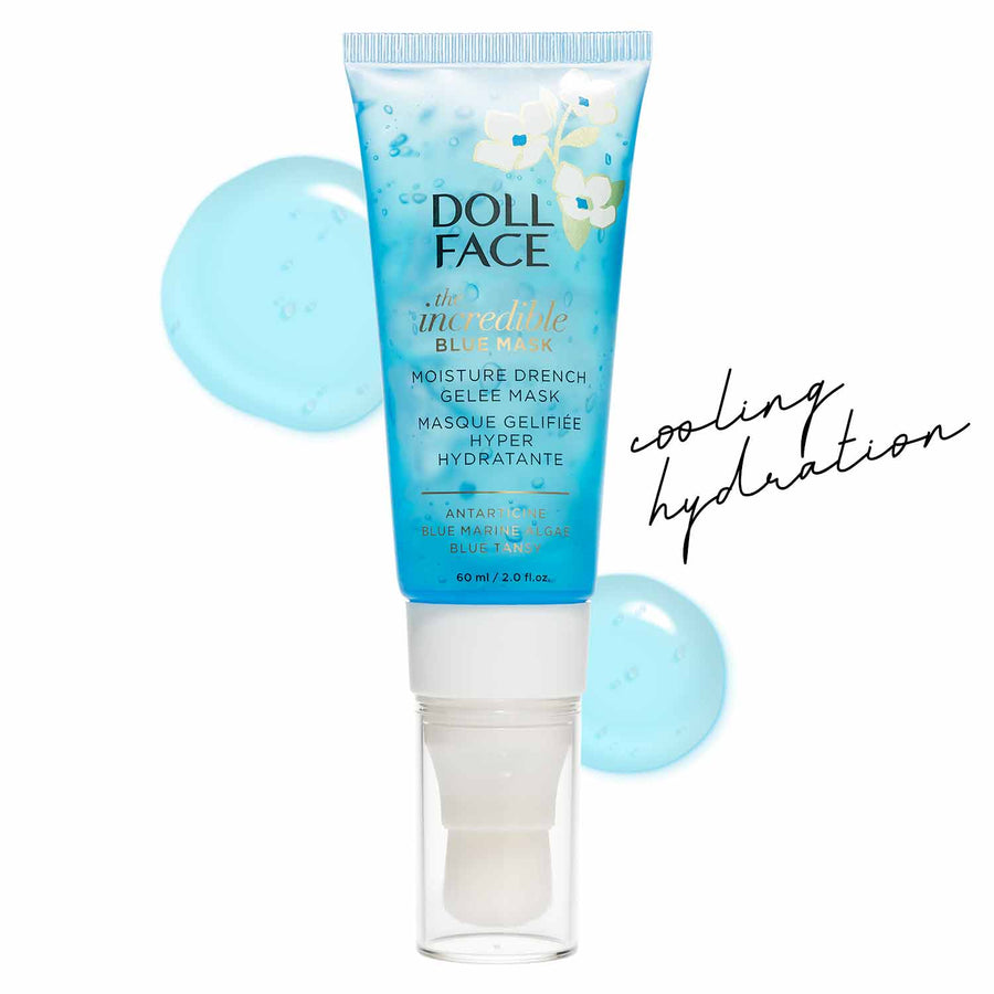 The Incredible Blue Mask </br> Moisture Drench Gelee Mask