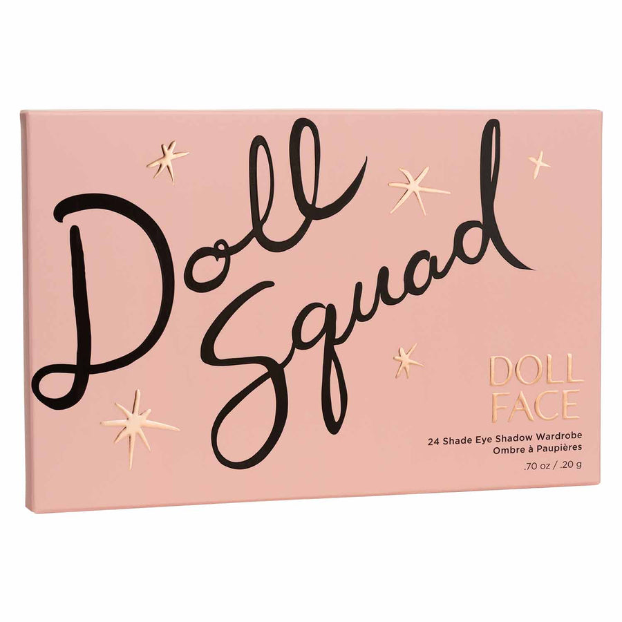 Doll Squad </br> 24 Shade Shadow Palette