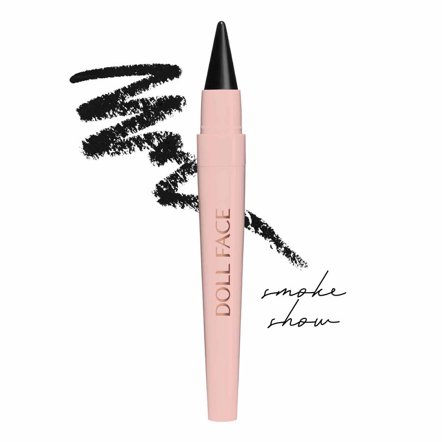 Killer Kajal </br> Black Smoky Liner