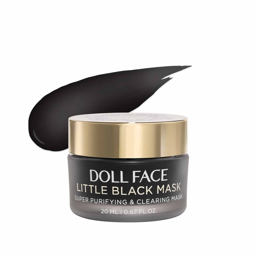 Mini Little Black Mask </br> Super Purifying & Clearing Mask