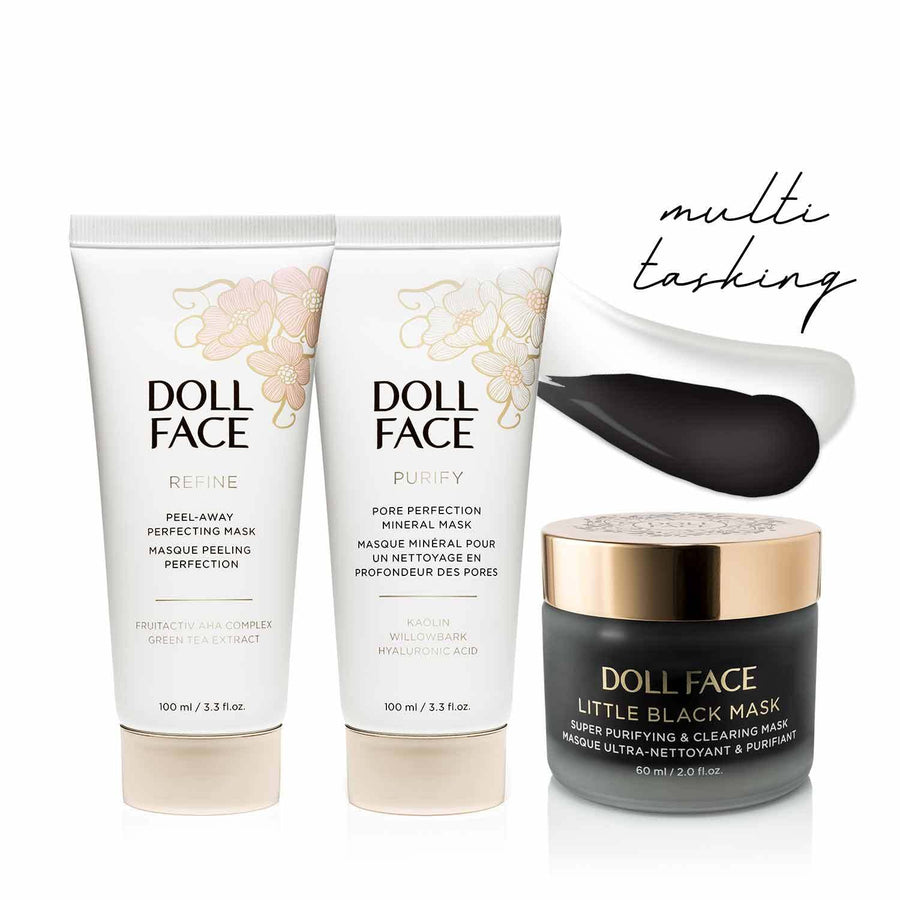 Multi Masking </br> Multi-Benefit Masking Collection