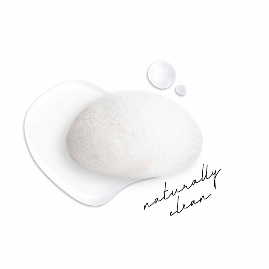 Pretty Puff </br> Original Natural Konjac Sponge