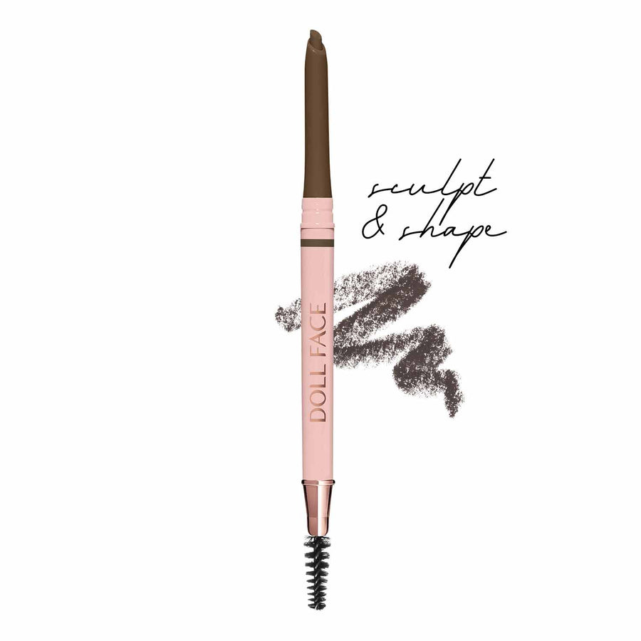 The Sculptress </br> Chiseled Brow Pencil