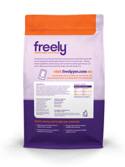 Freely Salmon Dry Cat Food is Limited Ingredient and Grain Free