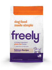 Freely Turkey Dry Dog Food is Limited Ingredient and Grain Free