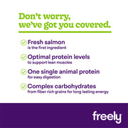 Freely Salmon Dry Dog Food benefits