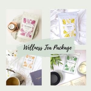 Wellness Tea Blend | Self Care Package | Free Shipping within Australia