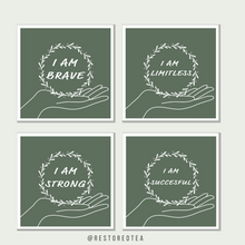 Load image into Gallery viewer, printable affirmations cards