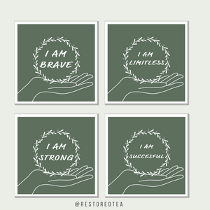 printable affirmations cards