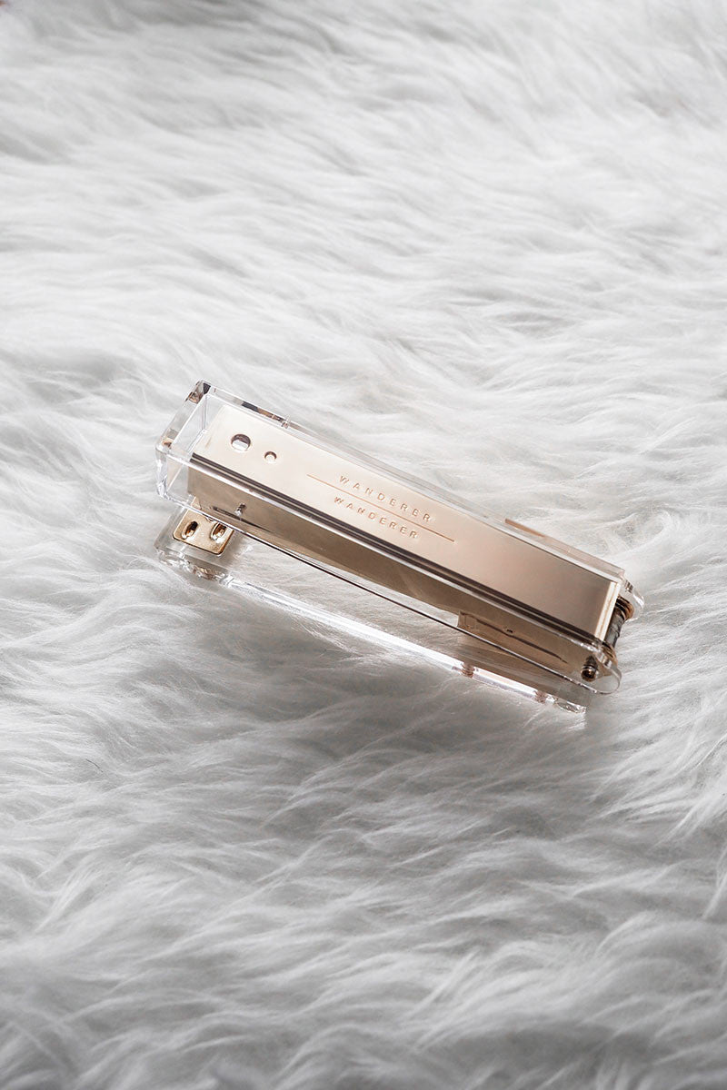 [ Your Life Gold ] Stapler , Apartment - Wanderer Wanderer, Wanderer Wanderer  - 1