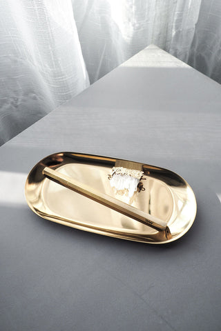 Your Life Gold Tray