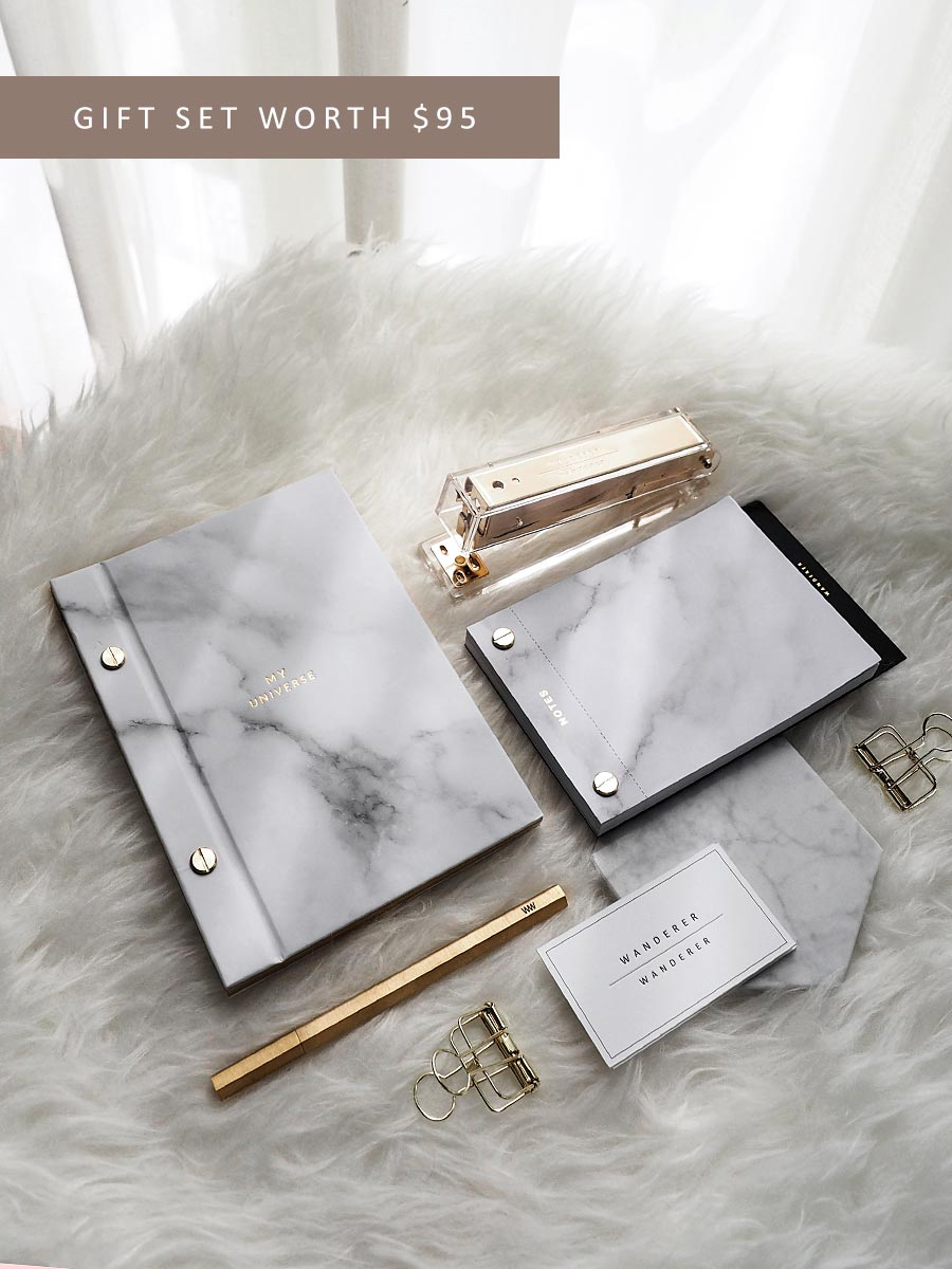 Luxe Stationery Gift Set