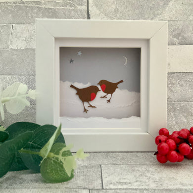 Robins Snow Mini Frame