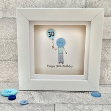 Load image into Gallery viewer, Happy 30th Birthday Mini Frame