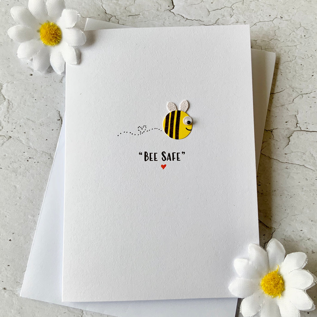 Bee Safe- Personalised