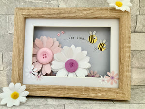 Bee Kind 8x6 inch Frame