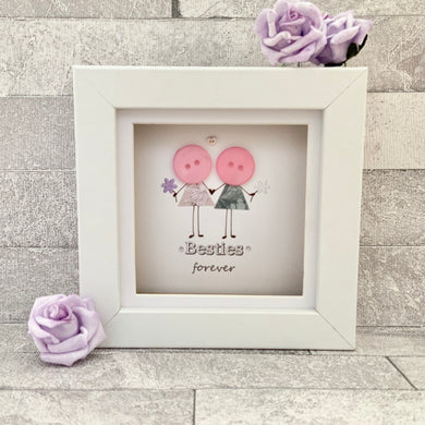 Besties Forever Mini Frame