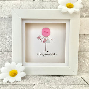 Be-you-tiful Mini Frame