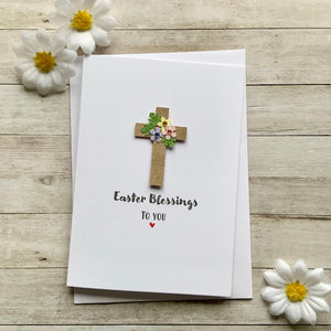 Easter Blessings To You- Personalised