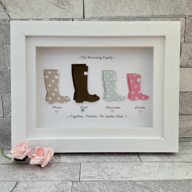 Welly Family Medium Frame