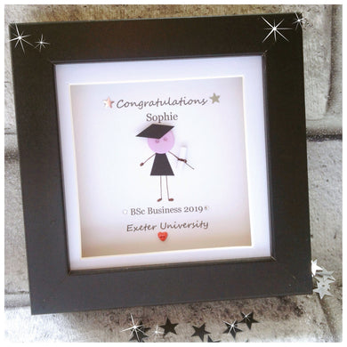 Personalised Graduation Mini Frame