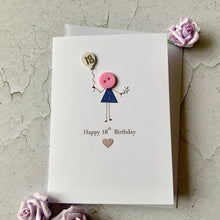Load image into Gallery viewer, Happy 18th Birthday - Personalised