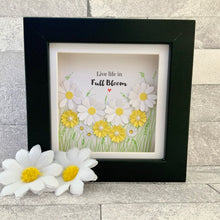 Load image into Gallery viewer, Live Life In Full Bloom Mini Frame