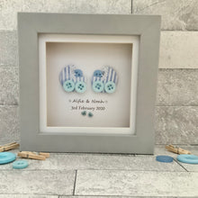Load image into Gallery viewer, Twins Personalised Mini Frame