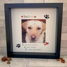 Load image into Gallery viewer, Pet Photo Frame