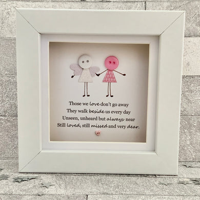 Those We Love Don't Go Away Mini Frame