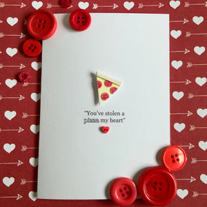 A Pizza My Heart- Personalised