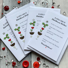 Load image into Gallery viewer, Little Card of Christmas Wishes Pack of Four Christmas Cards