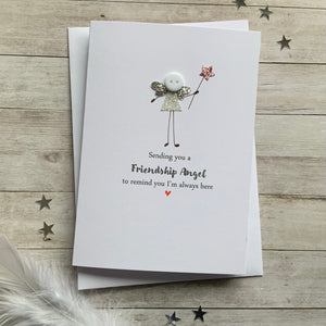 Cards Of Friendship/Friendship Angels  Super Pack of Ten Cards